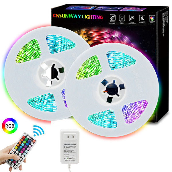 32.8ft led strip kits with RF remote