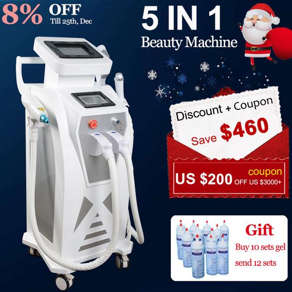shr laser rf ND yag laser IPL SHR hair removal skin rejuvenation laser tattoo removal beauty spa and salon