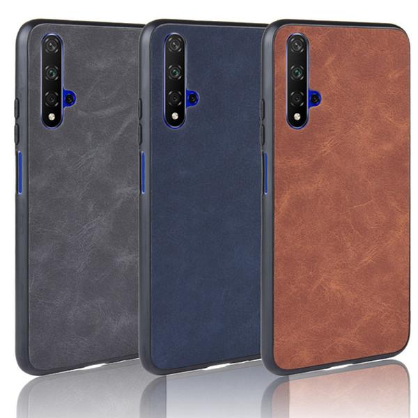 Экзотические для честь 20 чехол роскошный старинный стиль искусственная кожа Кожа телефон чехол для Huawei честь 20 Про Honor20 честь 20 облегченная чехол
