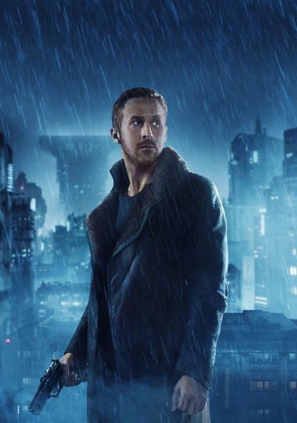 BLADE RUNNER 2049 Movie Film 2017 Ryan Gosling K Glossy Art Silk Print Poster 24x36inch(60x90cm) 02
