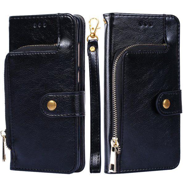 Luxury Leather Case for Samsung Galaxy J7 J5 Prime On7 On5 2016 Card Slot Wallet Book Phone Cover for Samsung J7 Prime Funda