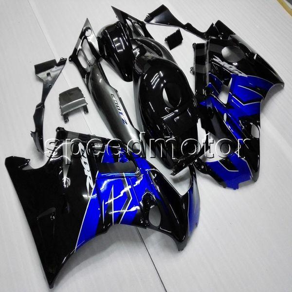 23colors+Botls blue black motorcycle cowl Fairing for HONDA CBR600 F2 1991 1992 1993 1994 600F2 91 92 93 94 ABS motor panels