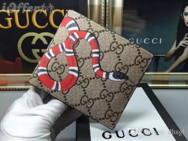 19fe76f4557d VOLOUIS VUITTON MULTIPLE Wallet Men Snake king Bags Women Leather Handbags  MICHAEL 0 KOR Tote Clutch Satchel Sac Bag LOUIS