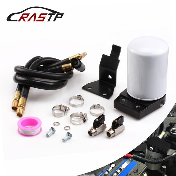 RASTP - High Quality Professional Coolant Filtration Filter Kit For 03-07 Ford V8 6.0l Powerstroke Diesel RS-BOV045