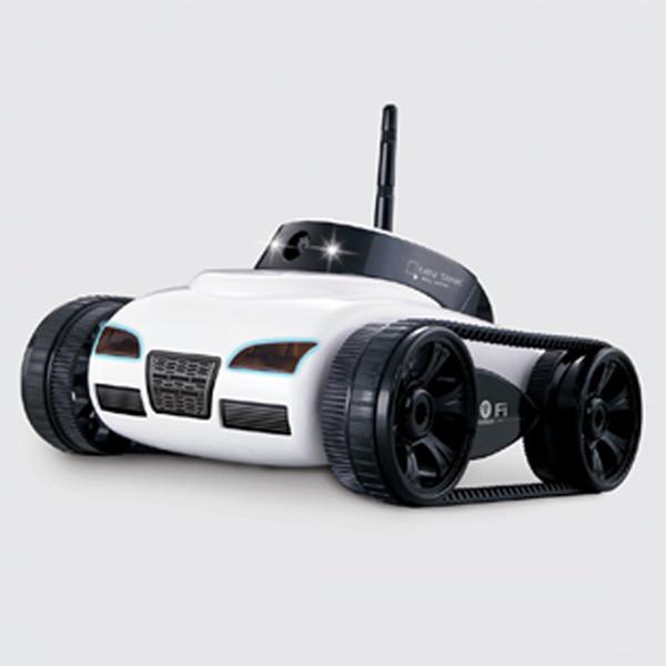 RC Auto mit Kamera 777-270 Wifi Fernbedienung Spielzeug Tank Fpv Kamera Unterstützung Ios Android Iphone Ipad Ipod Controller Geschenk Fswb