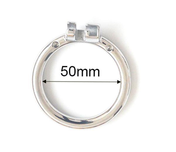 Anel 50 milímetros