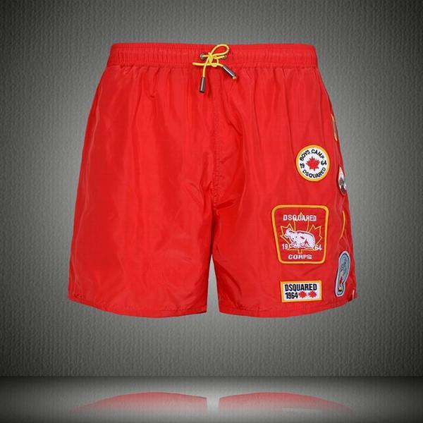 Fashion 2019 Shorts Mens Casual Beach Shorts Designer Short Pants Men Underwear Men's Board Shorts Mens Summer Leisure Wear