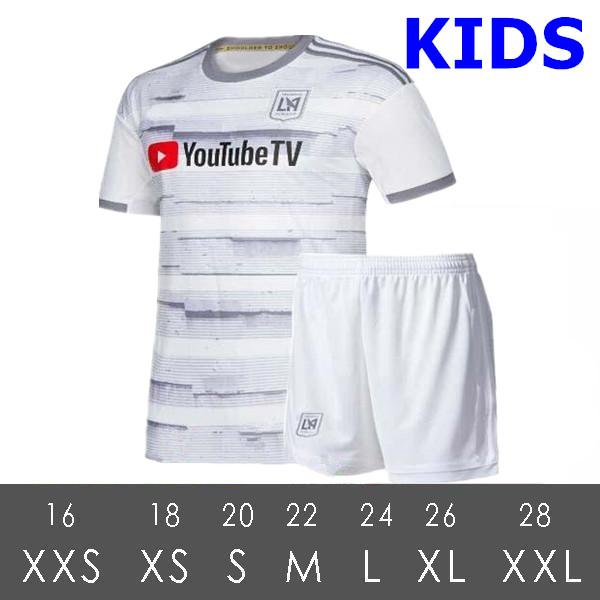 LAFC AWAY - KIDS