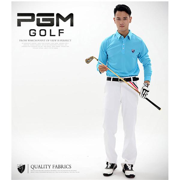 Pantalons de golf hommes d'été Nylon pleine longueur PGM Adulte Homme Pantalon Doudou XXS-XXXL Épaisseur Modérée Haute Élastique