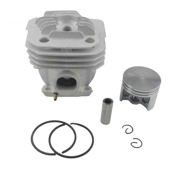 48MM Cylinder Piston Pin Kit For Oleo Mac 956 Efco 156 Chainsaw OEM#50012095A By Farmertec