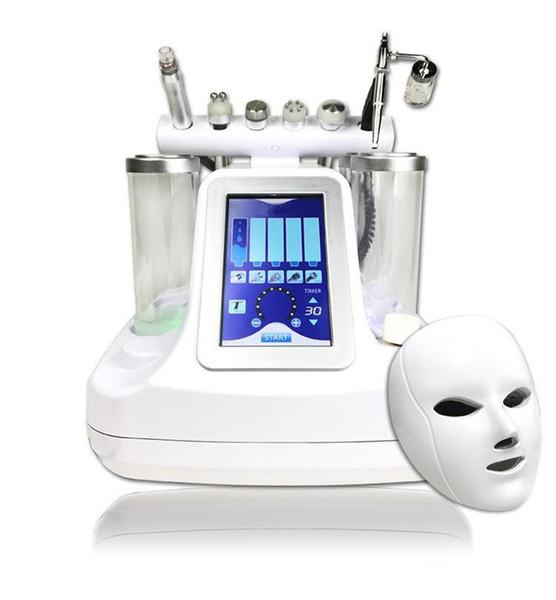 7 en 1 bio marteau hydro microdermabrasion 5 en 1 eau hydra dermabrasion 6 en 1 spa machine de nettoyage des pores du visage