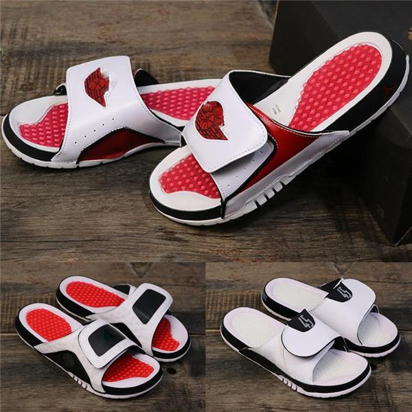 Concord 11 sandalias de diseño para hombre 13 diapositivas HYDRO 2 Summer Flat Thick Luxury Shoes mujeres Beach Slipper Flip Flop tamaño 36-46