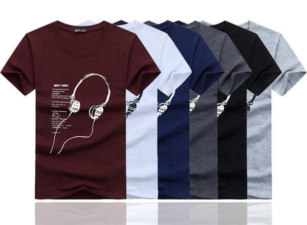 Yeni Erkek Yaz Tops Tees Kısa Kollu t gömlek Adam erkek T-shirt erkek marka moda yuvarlak boyun T gömlek erkekler BY1