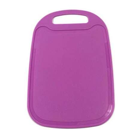 PP Vegetable Easy Clean Slicing Eco-friendly Cutting Board Chopping Mat 3 Colors Kitchen Accessories Chopping Board