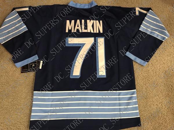 los angeles 709c3 33799 2019 Cheap Custom Evgeni MalKin Hockey Jerseys Blue CCM Men'S Fight Strap  Mens Personalized Stitching Jerseys From Dc_superstore, $38.08 | DHgate.Com