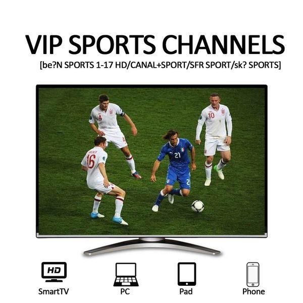 IPTV Subscription Best Live Abonnement IPTV M3u Italia Portugal Spain  Francais Brasil Europe Poland UK Italy Iptv Code 1/3/6/12 Months Projection
