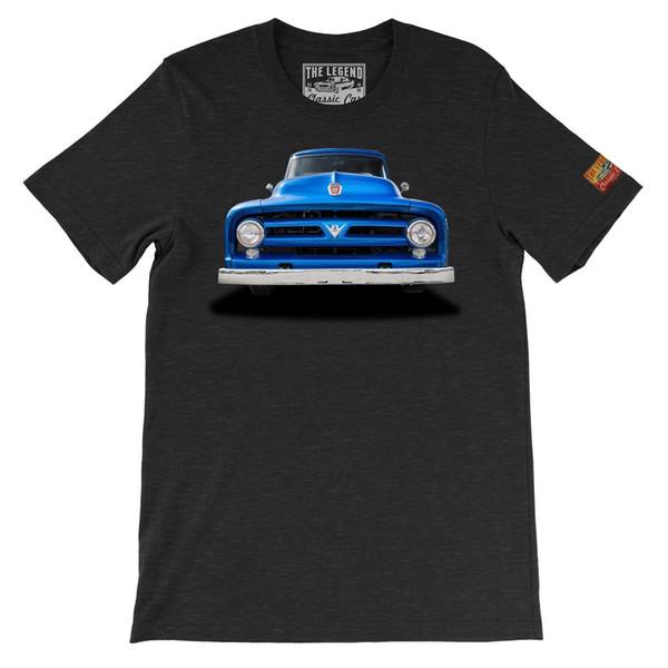 1953 F100 pickup truck The Legend Classic Car T-shirts Made in USA Men Women Unisex Fashion tshirt Free Shipping