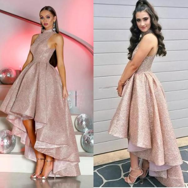 Arabic Evening Dresses Long Elegant Formal Gowns vestido de festa longo Dubai Saudi Arabic Sequins Prom Evening Gown