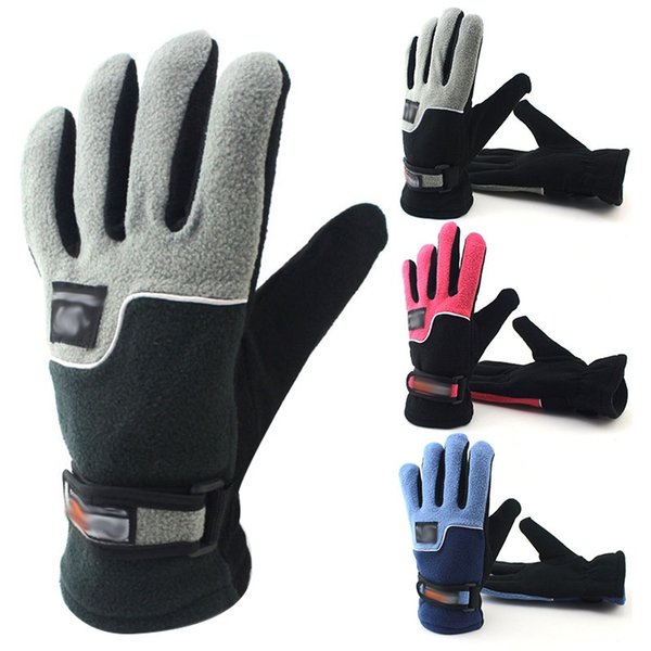 1 Pair Universal CYCLING GLOVES Mens Ladies Bicycle Bike Cycle Full Finger Mitts