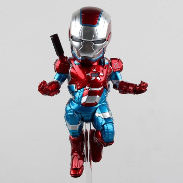 floating Magnetic Iron Man Flying Action Figure Valentine's Day Gifts Toys Birthdays Gifts Doll New Arrvial Hot Sale Free Shipping