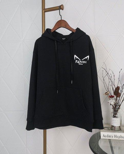 NEUE Art und Weise Hoodies FD schwarz gestreiftes Luxus Folds Sweatshirt Male wpomen Hoodie Hip Hop-Herbst-Winter Hoodie Anzug Herren