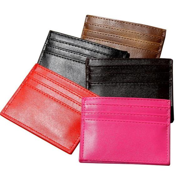 New Fashion Women Casual Fashion Multi-card Bit Mini Wallet Card Clip
