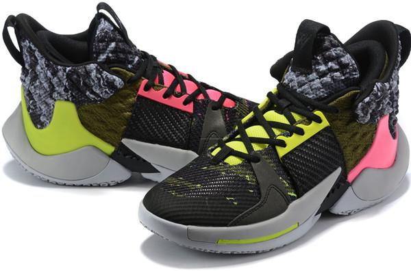 Why Not Zer0.2 tênis de basquete Sneakers 2.0 II Espelho imagem Tênis de basquete Dois homens Zero.2 Uma Esportes Original Formadores Sneakers