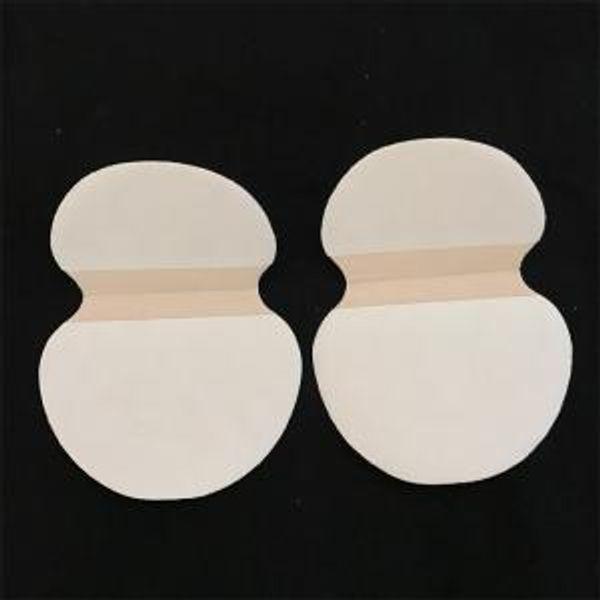 Tampons de sueur absorbants jetables pour les aisselles de garde pour garde aisselles de désodorisant Garde vêtements de bouclier de sueur de sueur que 1pairs = 2pcs TTA178