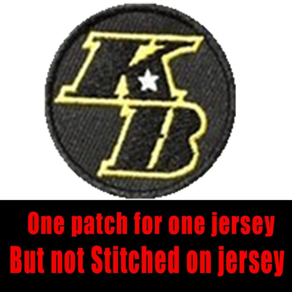 + K patch ( Not sewn on the Jersey )