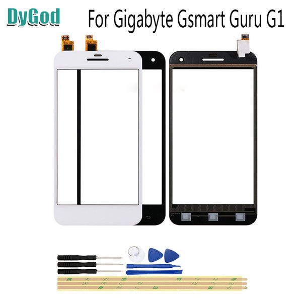 5.0'' For Gigabyte Gsmart Guru G1 Touch Screen Digitizer Glass Replace Panel For Gigabyte Gsmart Guru G1 Replacement Parts+Tools