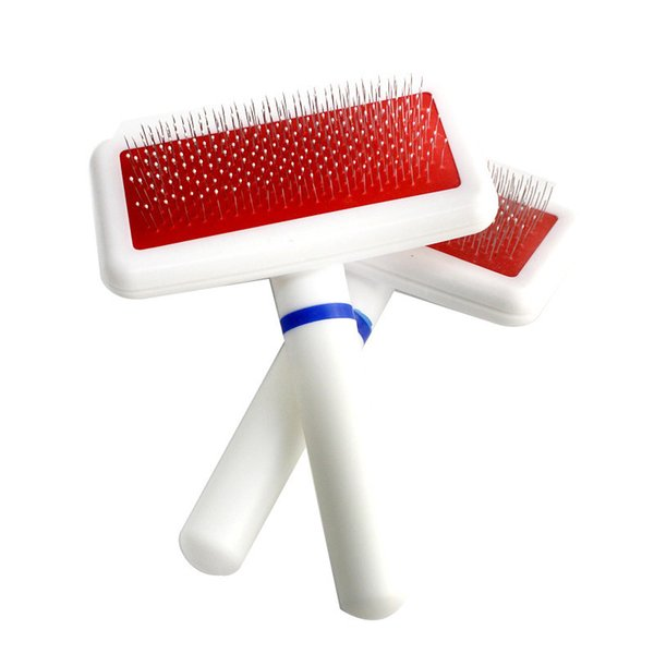 Cat Dog Hair Brush Comb Pet Shedding Grooming Multifunction Practical stainless Steel Needle Comb Slicker Brush