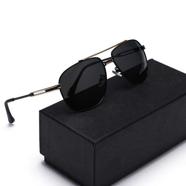 c517236b8af3d Esporte polarizada óculos de sol para homens-wearpro ultraleve retangular  óculos de sol condução pesca
