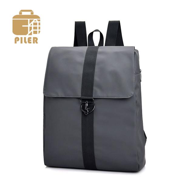 uggage Bags s Men Waterproof Nylon Backpack Business Bag Laptop Backpack Computer 2019 Knapsack Large Backpack Mens Designer Casual Trave...