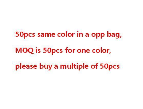 50pcs observación / MQQ para un color