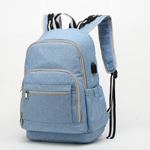 Large Capacity Maternity Backpack Nappy Diaper Backpacks For Travel Multifunctional Mother Mummy Mom Baby Bags