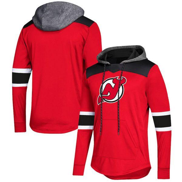 jersey de hombre rojo