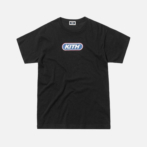 Kith T-shirt Männer Frauen Hip Hop Einfachen Stil Baumwolle Kith T-shirt Hochwertige Harajuku Streetwear