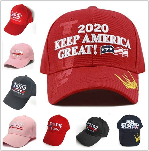best selling FEDEX Donal Trump 2020 baseball cap hat Make America Great hats Donald Trump Election snapback hat Embroidery Sports caps outdoor sun hat
