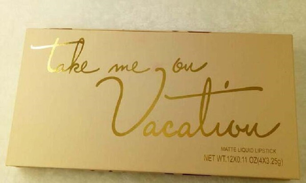 Newest High Quality Brand Makeup Kelly Jenner matte liquid lipstick set make up 12pcs/set lipsticks kit DHL Free Shipping