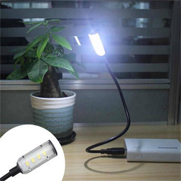 Teclado de computador Lâmpada de Leitura USB Lâmpadas de Proteção Dos Olhos LED Night Time Aparência Negra Luz Incandescente Nova Chegada 10xha L1