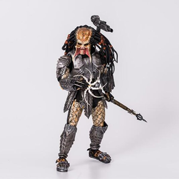 Scar Predator Action toy Figure 1/6 scale PVC The Predator movable model 32.5cm figures Predator collectible kids gift F7503