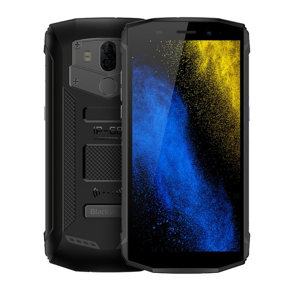 Blackview BV5800 Smartphone 2G Ram 16G Rom MT6739 Quad Core Phone 5.5''18:9 HD+ Full Screen 8.0+13.0MP Android 8.1 Cellphone