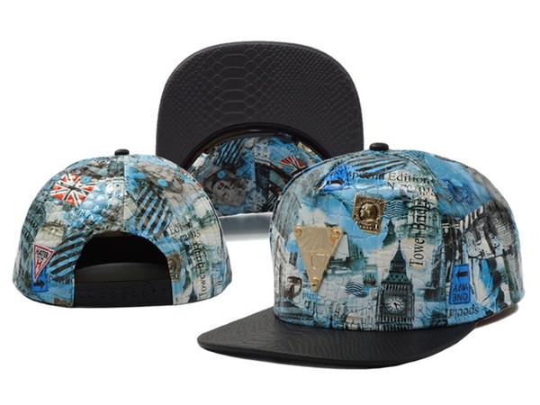 Hater Snapback Kapaklar, Sıcak Noel Satış Hater Leopar Şapka Çiçek Şapkalar, Hayvan Desenli Kap Şapkalar,