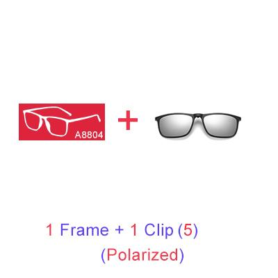1 Clip für Frame 1 5