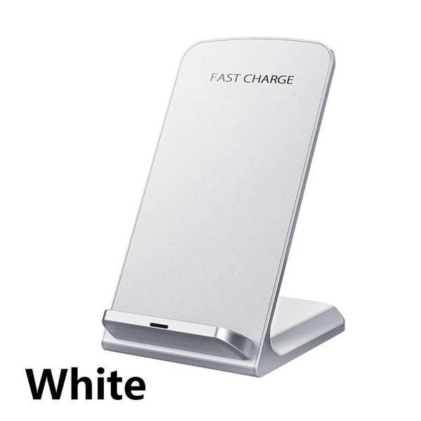 Weiß Wireless-Ladegerät