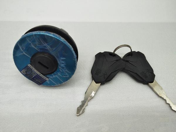 A06 Moto gas del combustibile del serbatoio Tappo di chiusura del coperchio Set Per Yamaha ZY125 ZY 125 pezzi di ricambio di ricambio gas del combustibile del serbatoio Moto Moto