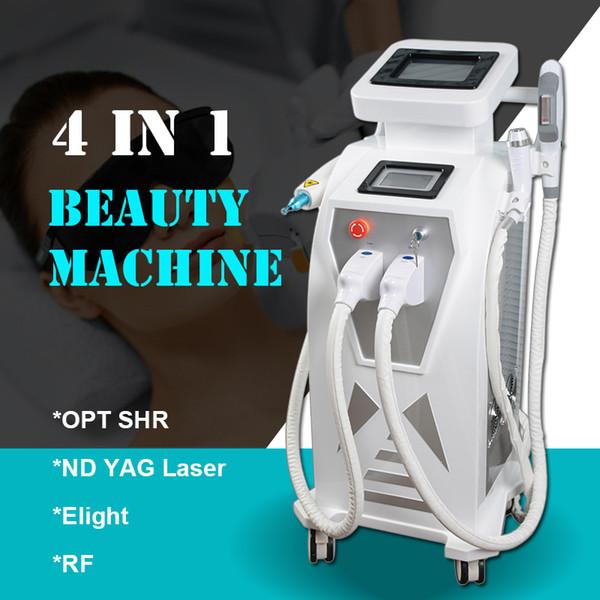 opt shr fawless hair remover nd yag laser pigment remover elight ipl rf photon skin treatment home skin tightening laser machine