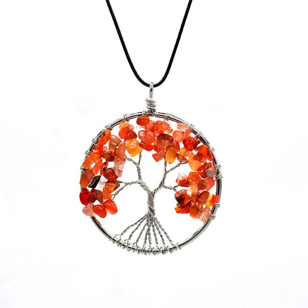 Tree of Life Pendant Necklace 6