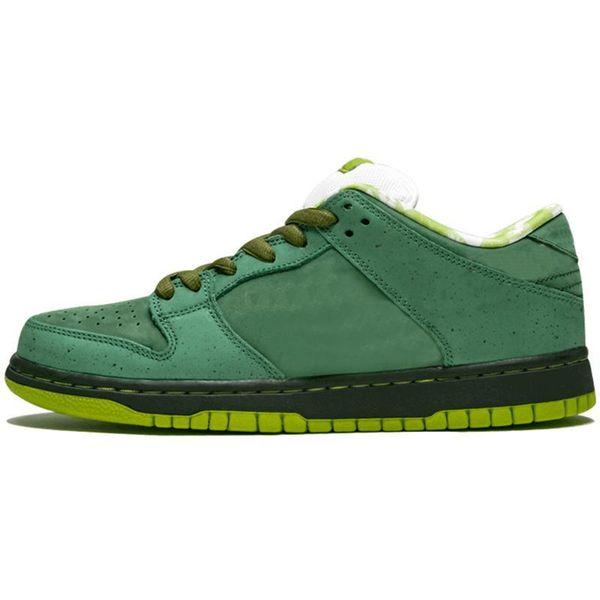 B22 36-45 langosta verde