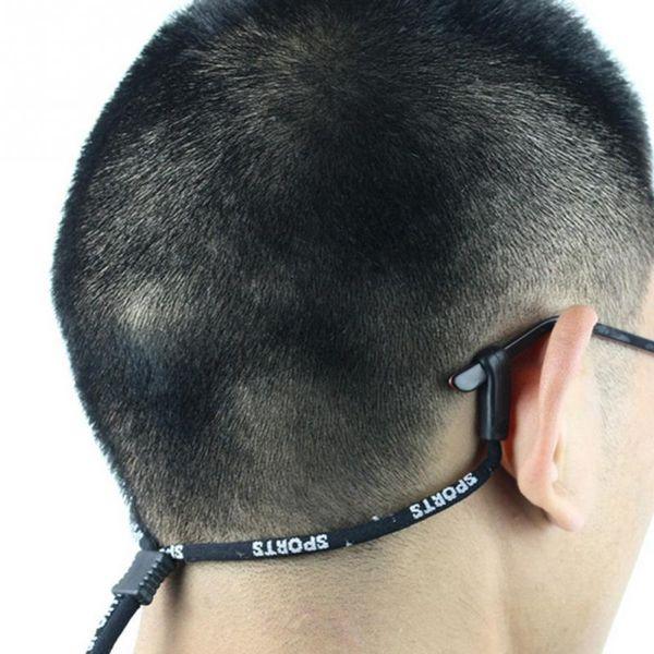Glasses Wearing Neck Holding Wire Adjustable Sunglasses Neck Cord Strap Eyeglass Glasses String Lanyard